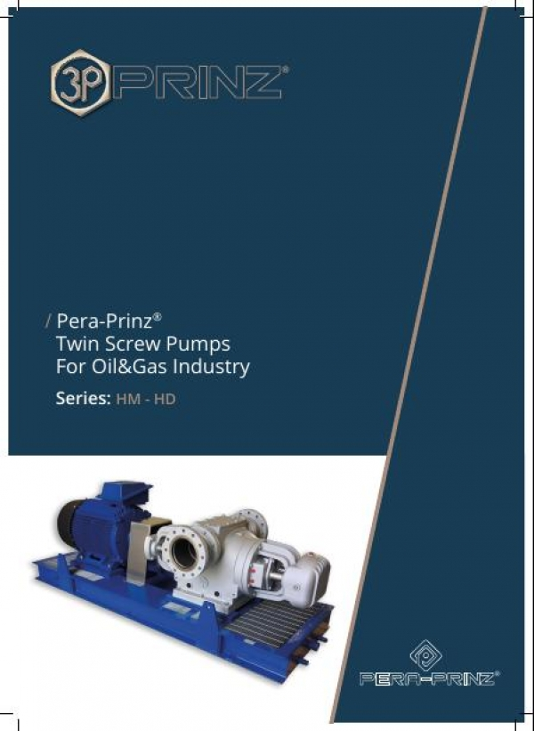 Screw Pumps 2015